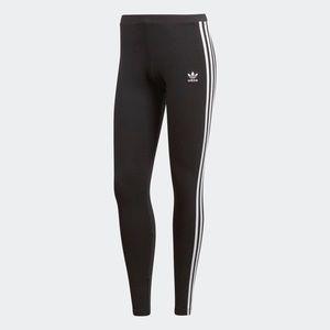Adidas Women's 3 striped leggings